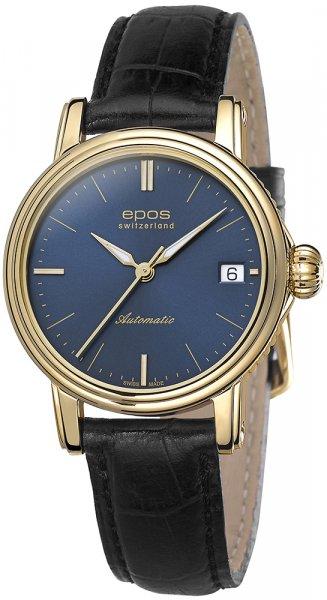 Zegarek damski Epos ladies 4390.152.22.16.15 - duże 1