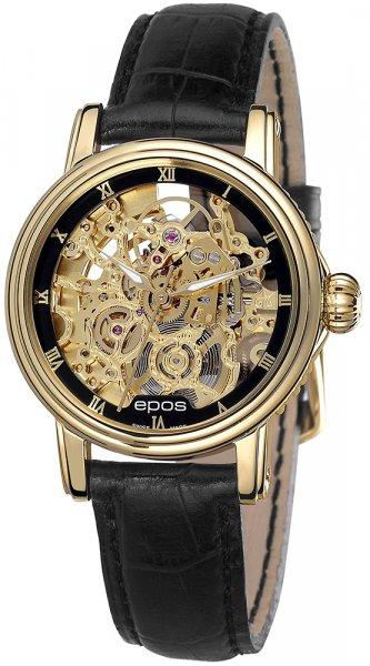 Zegarek damski Epos ladies 4390.156.22.25.15 - duże 1
