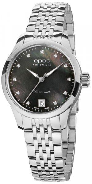 Zegarek damski Epos ladies 4426.132.20.85.30 - duże 1