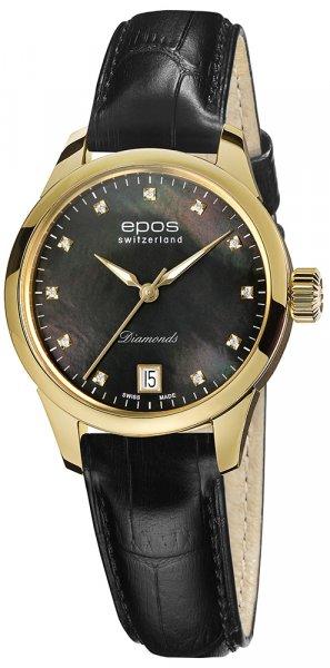 Zegarek damski Epos ladies 4426.132.22.85.15 - duże 1