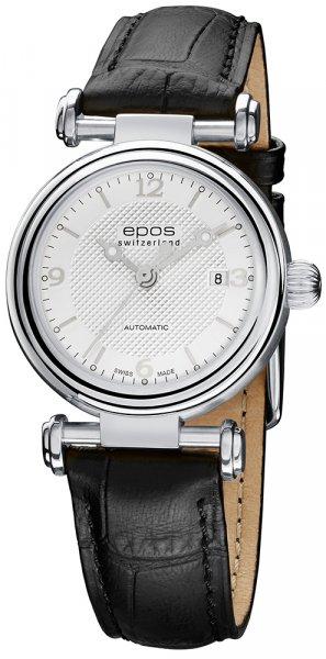 Zegarek damski Epos ladies 4430.120.20.58.15 - duże 1