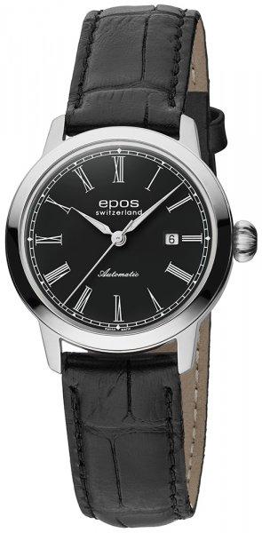 Zegarek damski Epos ladies 4432.122.20.25.15 - duże 1