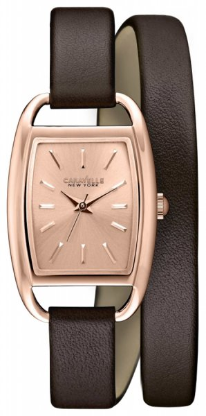 Zegarek Caravelle 44L123 - duże 1