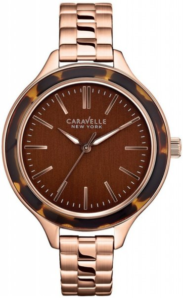 Zegarek Caravelle 44L128 - duże 1