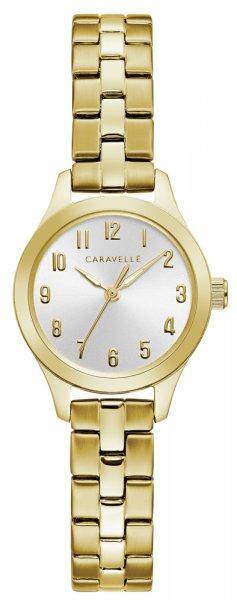 Zegarek damski Caravelle bransoleta 44L248 - duże 1