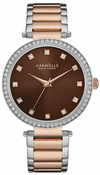 Zegarek Caravelle 45L152 - duże 1