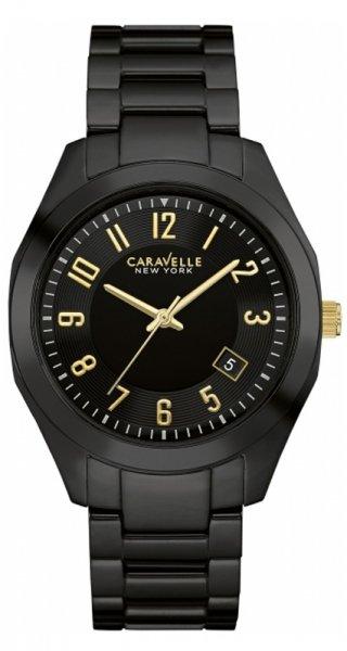 Zegarek damski Caravelle bransoleta 45M109 - duże 1