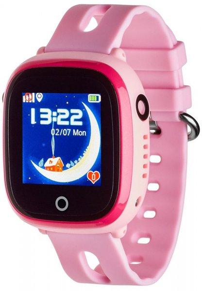 Garett 5903246280531 Dla dzieci Smartwatch Garett Kids Happy Różowy