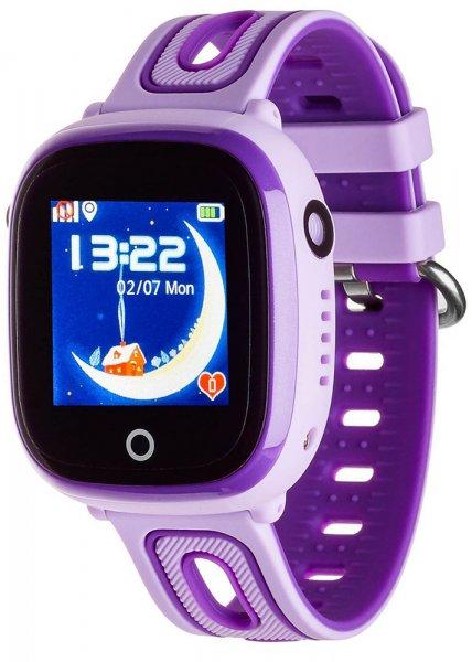 Garett 5903246280548 Dla dzieci Smartwatch Garett Kids Happy Fioletowy