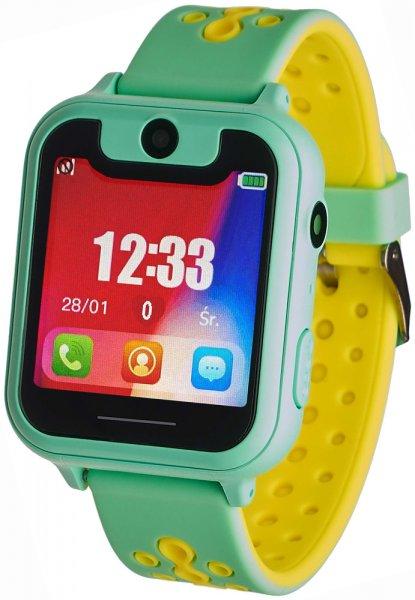 Garett 5903246281996 Dla dzieci Smartwatch Garett Kids Nice zielony
