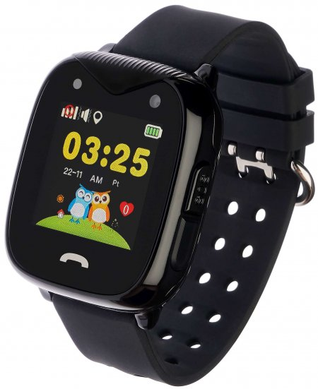 Garett 5903246284607 Dla dzieci Smartwatch Garett Kids Sweet 2 czarny