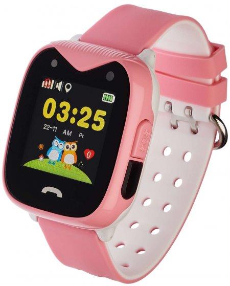 Zegarek Garett Smartwatch Garett Kids Sweet 2 różowy - dla dziecka