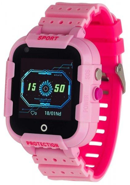 Garett 5903246284669 Dla dzieci Smartwatch Garett Kids 4G różowy
