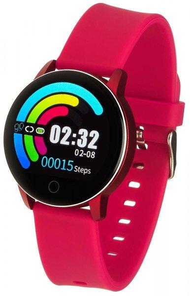 Garett 5903246286342 Damskie Smartwatch Garett Lady Bella czerwony