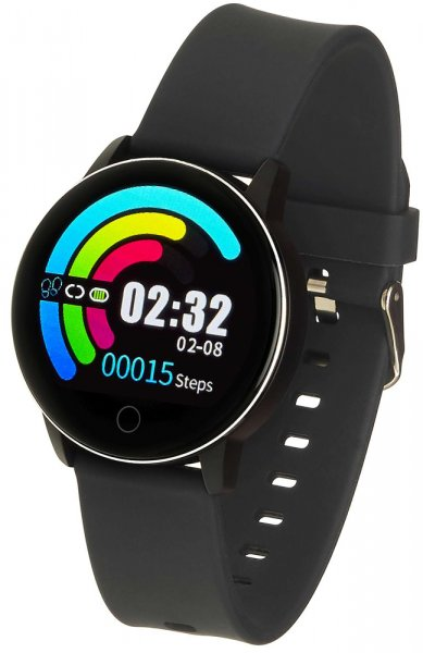 Garett 5903246286366 Damskie Smartwatch Garett Lady Bella czarny