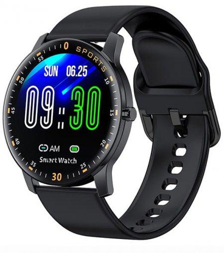 5903246286502 Garett Męskie Smartwatch Garett Lady Lira czarny - duże 3