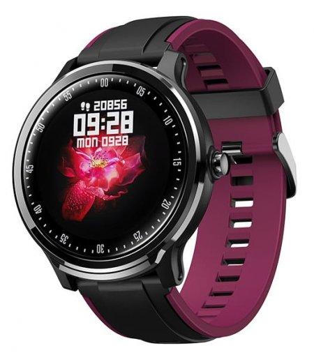 Garett 5903246286700 Męskie Smartwatch Sport Garett Gym fioletowy