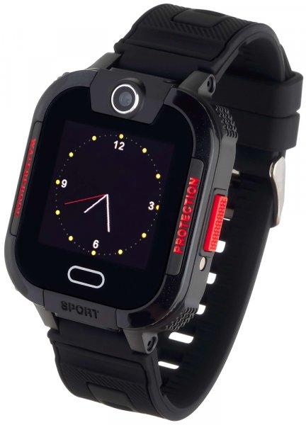 Garett 5903246286861 Dla dzieci Smartwatch Garett Kids 4You czarny