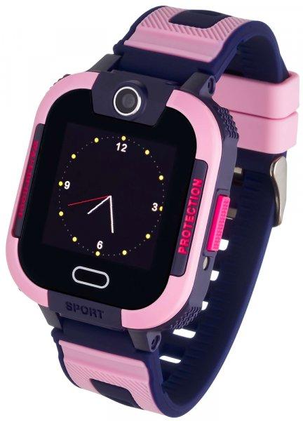 Garett 5903246286878 Dla dzieci Smartwatch Garett Kids 4You różowy