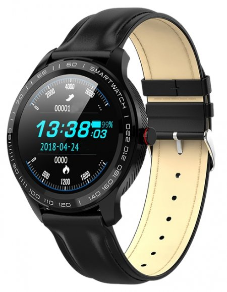 Zegarek męski Garett męskie 5903246286984 - duże 1