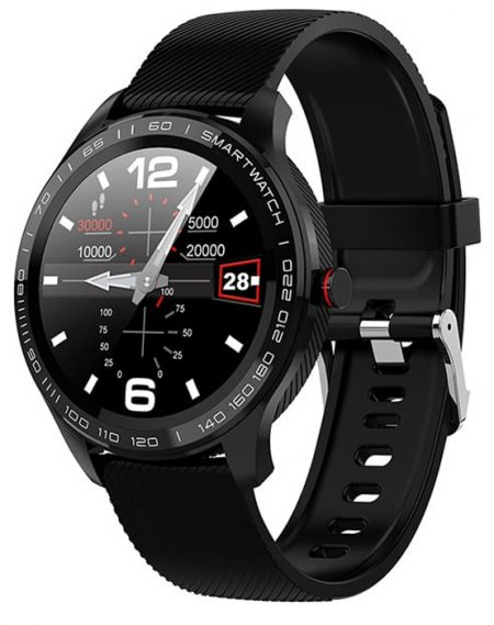 Zegarek męski Garett męskie 5903246286991 - duże 1