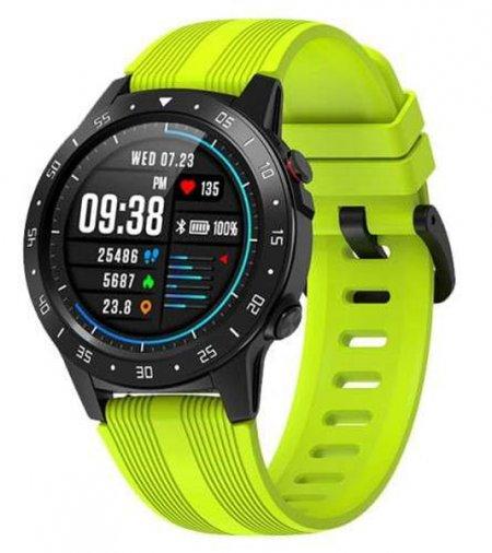 Garett 5903246287011 Męskie Smartwatch Garett Multi 4 Sport RT zielony