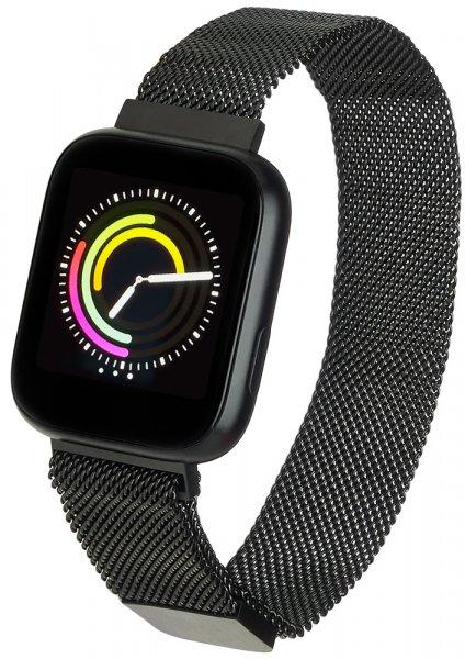 Garett 5903246287141 Damskie Smartwatch Garett Women Eva RT czarny stalowy
