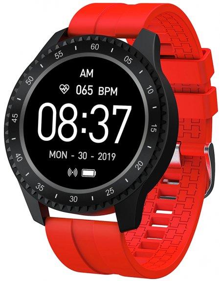 Garett 5903246289367 Męskie Smartwatch Garett Sport 12 RT Czerwony