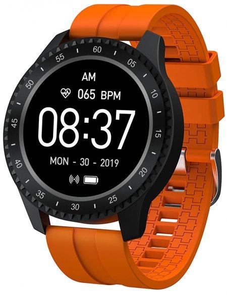 Garett 5903246289381 Męskie Smartwatch Garett Sport 12 RT Pomarańczowy