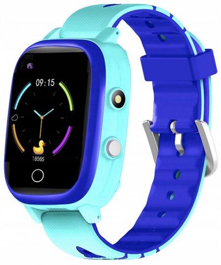 Garett 5903246289855 Dla dzieci Smartwatch Garett Kids Life 4G RT Niebieski