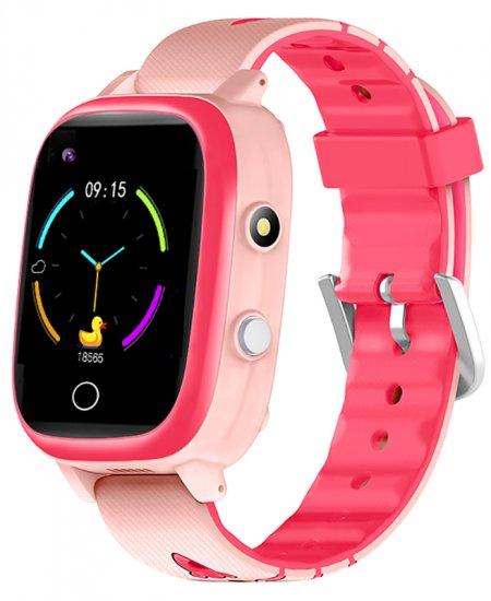 Garett 5903246289862 Dla dzieci Smartwatch Garett Kids Life 4G RT Różowy