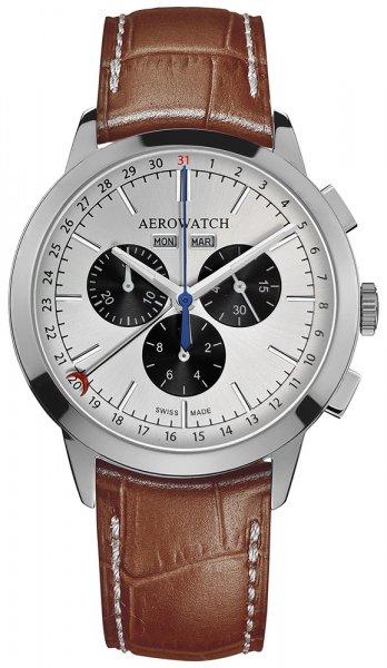 Aerowatch 89992-AA02 Les Grandes Classiques LES GRANDES CLASSIQUES CHRONOGRAPH
