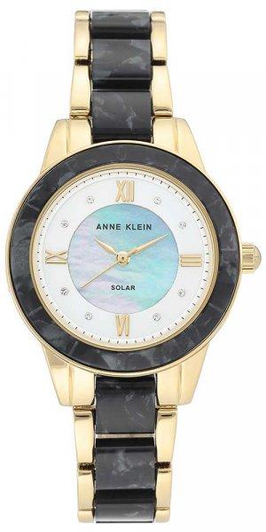 Anne Klein AK-3610GPBK Bransoleta