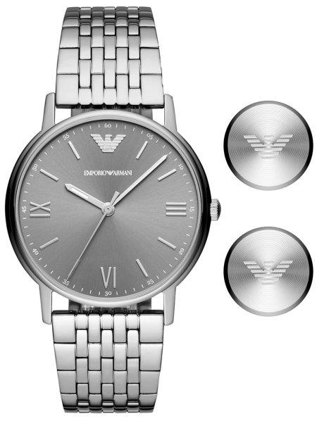 Zegarek Emporio Armani AR80030 - duże 1
