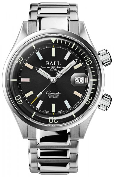Ball DM2280A-S1C-BKR