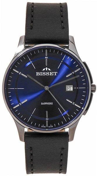 Zegarek Bisset Classic  Sapphire  - męski