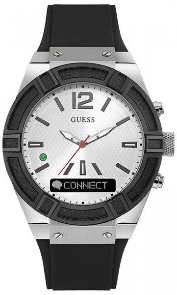 Zegarek męski Guess connect smartwatch C0001G4 - duże 1