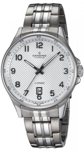 Zegarek Candino C4606-1 - duże 1
