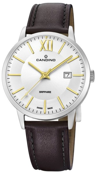 Candino C4618-2 GENTS CLASSIC TIMELESS