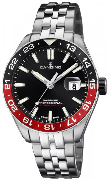 Candino C4717-3 GENTS CLASSIC TIMELESS