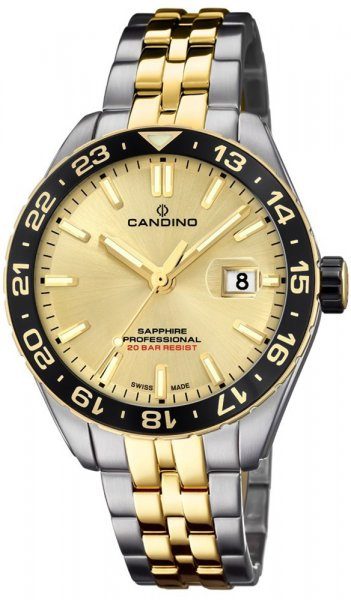 Candino C4718-1 GENTS CLASSIC TIMELESS