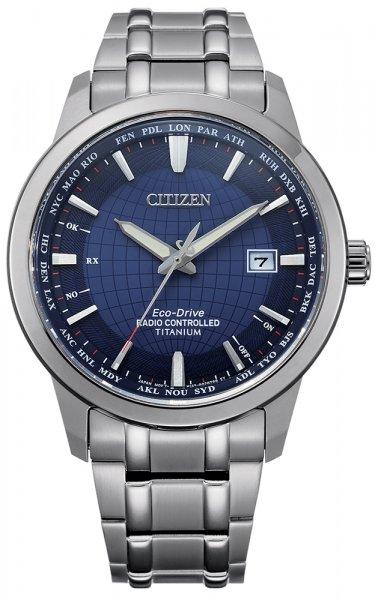 Citizen CB0190-84L Radio Controlled