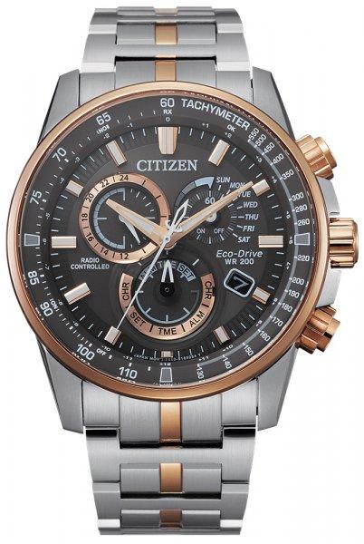Citizen CB5886-58H Radio Controlled