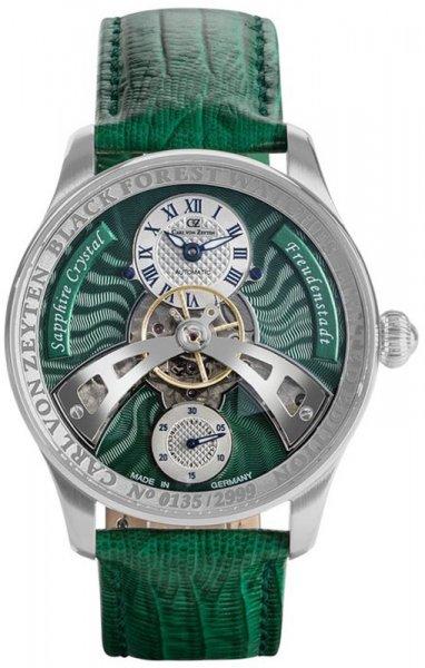 Zegarek Carl von Zeyten CVZ0043GR - duże 1