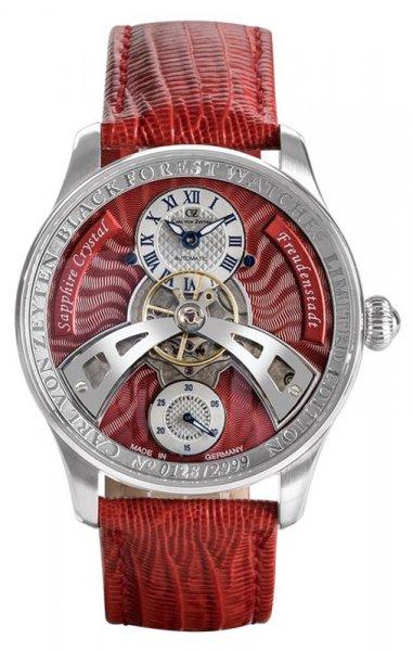 Zegarek Carl von Zeyten CVZ0043RD - duże 1