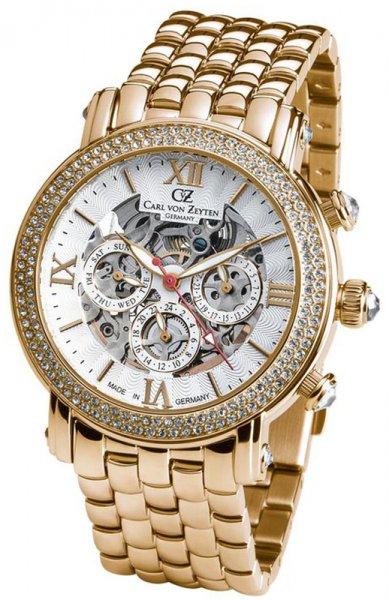 Zegarek Carl von Zeyten CVZ0062GWHM - duże 1