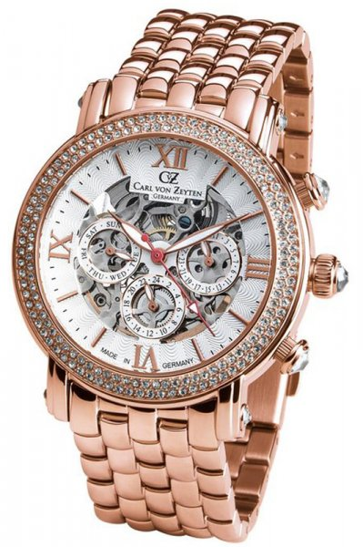 Zegarek Carl von Zeyten CVZ0062RWHM - duże 1