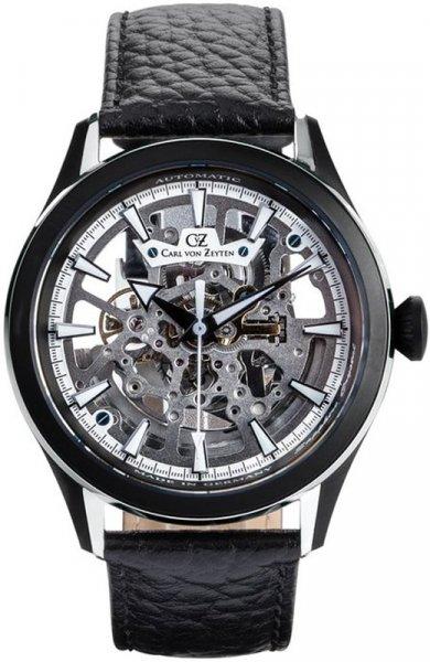 Zegarek Carl von Zeyten CVZ0065BKWH - duże 1