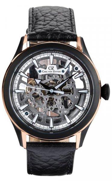 Zegarek Carl von Zeyten CVZ0065RBK - duże 1