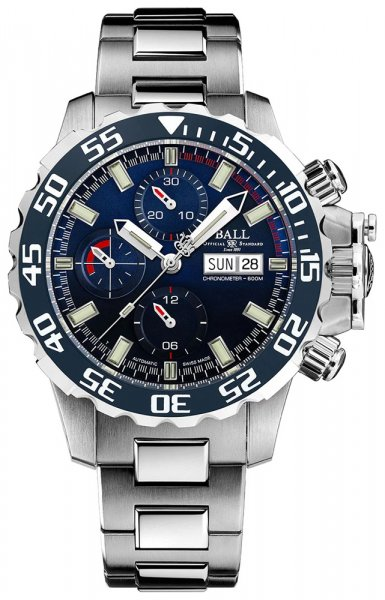 Ball DC3026A-S3C-BE Engineer Hydrocarbon Engineer Hydrocarbon Nedu Chronometer